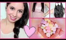 Valentine's Day Hair, Makeup, & Outfit Ideas! ♡