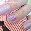 Krystal's Easter Nails