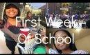 College First Week Of School (Frats/Soros, Class, Shopping) [#2- Season 2]