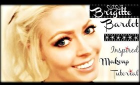 Brigitte Bardot Inspired Makeup Tutorial!