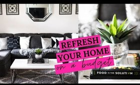 REFRESH YOUR HOME 2020!