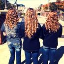 Wand hair trio!!