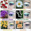 Month flower