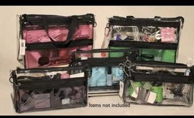 How to pack The Kim Greene Line of Bags for Set or for Travel