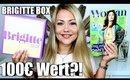 Brigitte Box März - April 2019 | Unboxing und Verlosung einer Box - 100 Euro Wert 😍