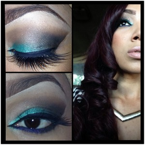 Information for this look is posted on my Instagram @maliahawelu