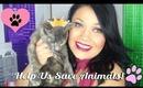 Help Me Save Animals!