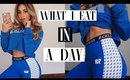 What I eat in a day for ABS and LEAN muscle | 2017