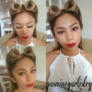 Victory Rolls (1st attempt)