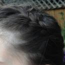 French-side-braid
