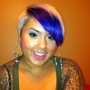 I miss my hair :(