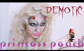 Demotic Princess Peach Trasnformation