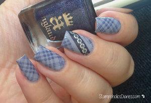 http://stampoholicsdiaries.com/2015/09/13/tartan-nails-with-essence-a-england-and-konad/