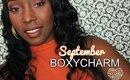 September Boxy Charm