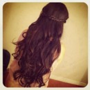 Long wavy cute hair <3