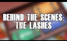 Witches & Wizards Collection BTS video: The Lashes