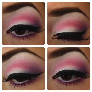 another fun valentines day look.