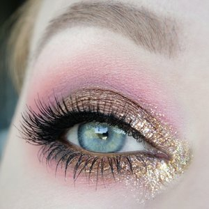 - Too Faced Sugar Pop Palette - Rock Candy, Macaron, Malted Milk Ball, Blackberry, Bubblegum - Makeup Geek sparkler - Satellite - Elf liquid eyeliner - Stardust, Copper - GOSH Velvet Touch Eye Liner - Renaissance Gold