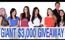 $3000 VEGAS BEAUTY GIVEAWAY!