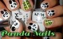 Panda Nail Tutorial