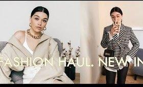 Fashion Haul. Jackets. Coats. Bottega Veneta bag dupes.YesStyle Haul