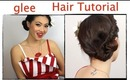 How To: Glee Retro Hair Tutorial Emma's Proposal MUST SEE!! (Pin Up)