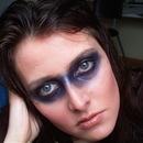 GNTM- Warriorshooting Makeup