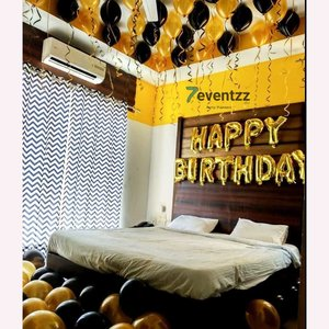 Get decor services like balloon decoration, flower decoration, party planning and event decor under one roof at reasonable prices here. For more information regarding balloon decoration for birthday In Lucknow, please visit this website. https://www.7eventzz.com/lucknow