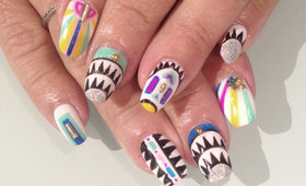 Nail Art Superstar: Mia Rubie of Superfly Nails