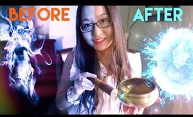 8 POWERFUL Ways to CLEANSE Negative Energies from Your Home (STEP BY STEP)   Crystal Harp Demo