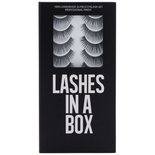 LASHES IN A BOX N°16