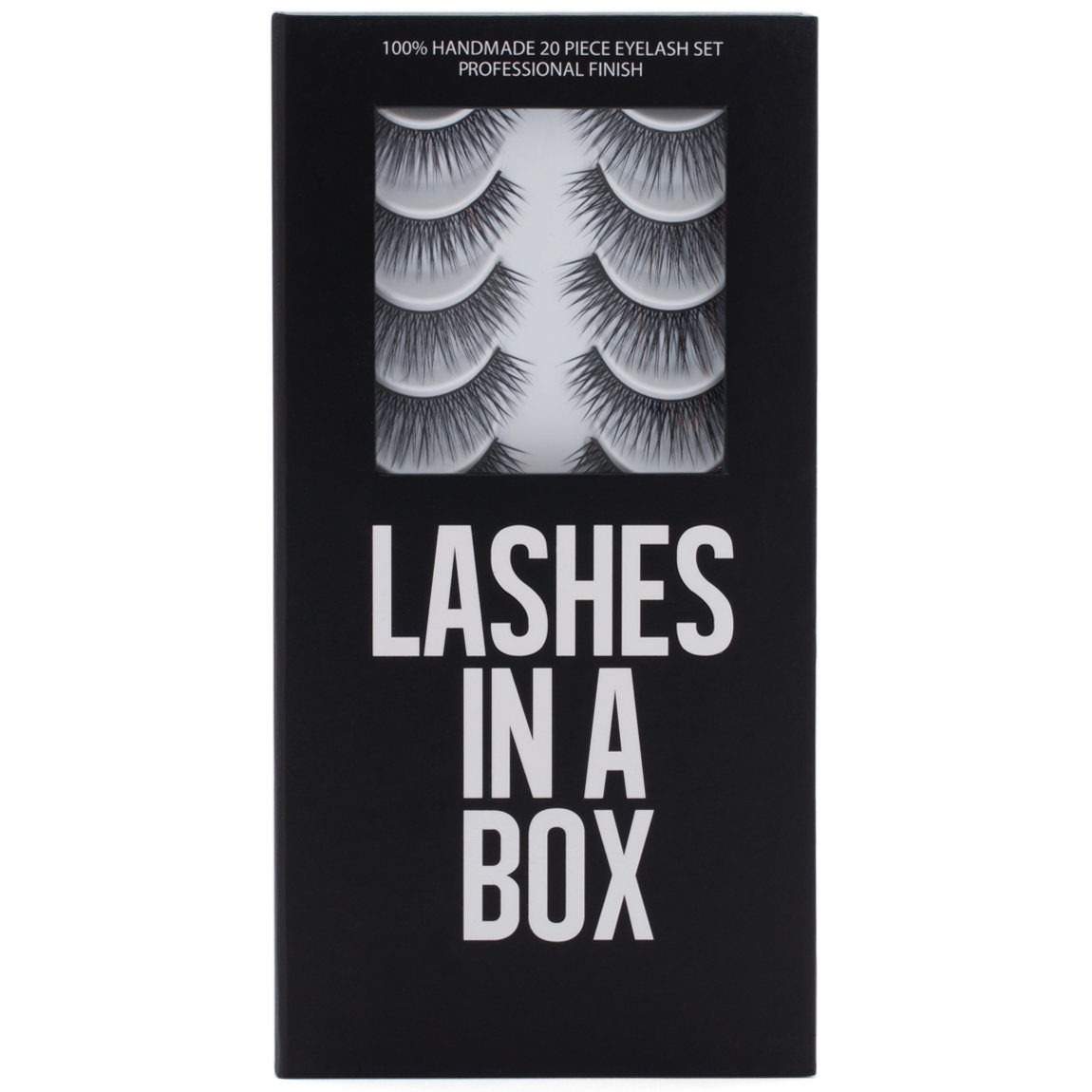 LASHES IN A BOX N°16 product swatch.
