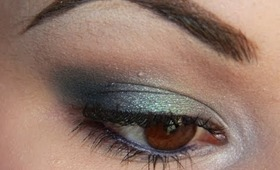 Get Ready With Me: Teal Sparkle