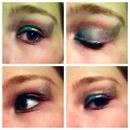 Silver fish makeup