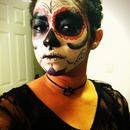 Halloween Sugar Skull 2011