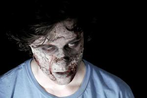 Zombie Make-up.