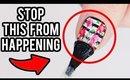 5 Hacks To Avoid Ruining Your Nail Art!