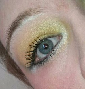 Bumble Bee eye inspired by Elle Fowler.