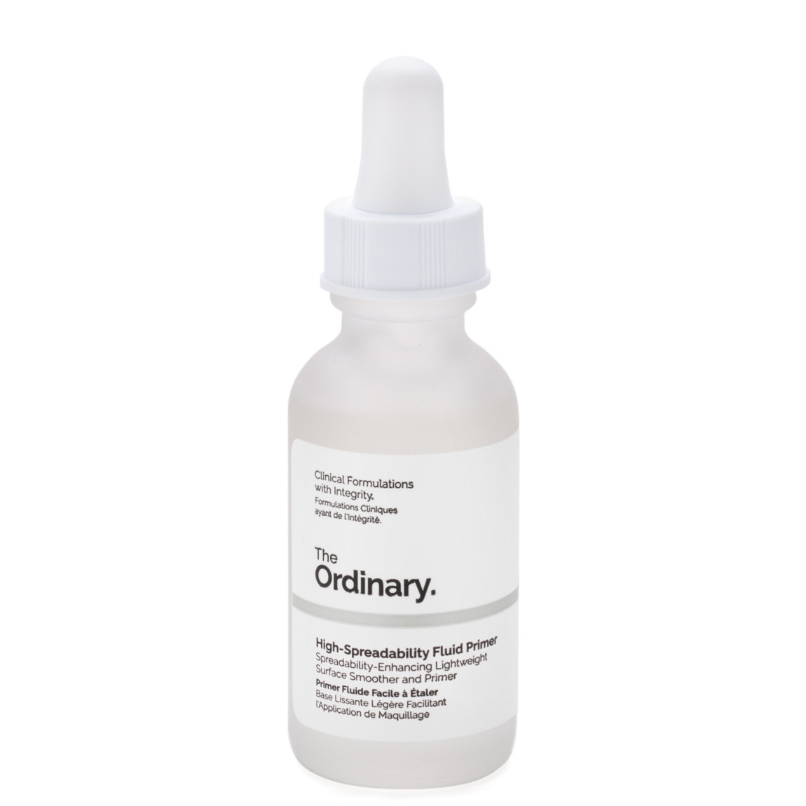 The Ordinary. High-Spreadability Fluid Primer alternative view 1 - product swatch.