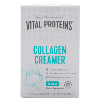 Collagen Creamer - Coconut Stick Packs