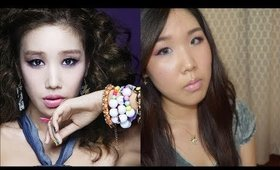 "Jewelry ""Hot & Cold"" MV Baby J Inspired Makeup ♡ 쥬얼리 핫앤콜드 메이크업"