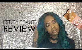 FENTY BEAUTY by Rihanna Demo + Review
