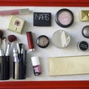 Voilá! Your very own Makeup Magnet Board :)