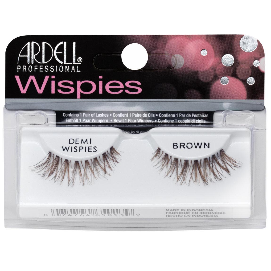 9b581385202 Ardell Wispies Lashes Demi Wispies Brown   Beautylish