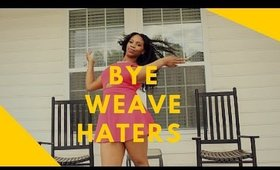 5 Clap Backs For Weave Haters