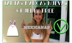 NUEVAS Y MAS MARCAS CRUELTY FREE MEJORES OPCIONES LIBRES DE CRUELDAD MEXICANAS e IMPORTADAS