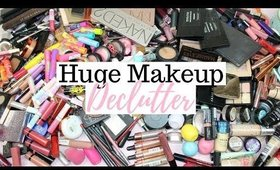 DECLUTTERING MY MAKEUP COLLECTION & TIPS | PART 1