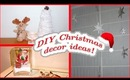 DIY Christmas decor- Easy & affordable ideas!