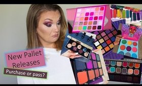 New Makeup Releases | Purchase or Pass?