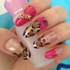 pink&leopard